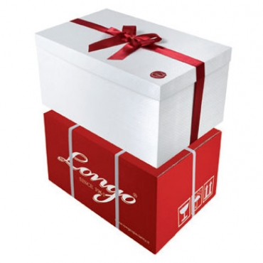 MAGICA STRONG - Embossed Box with Satin Ribbon
